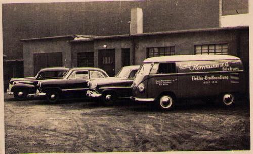 gesucht VW Transporter