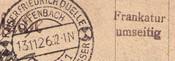 TCV Karte Rückseite
