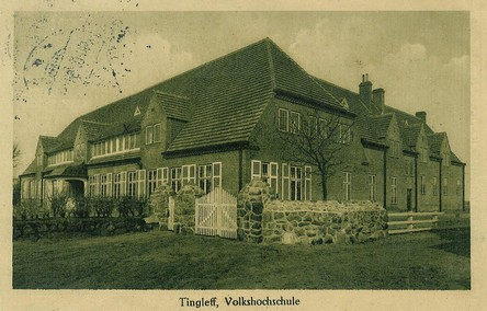 Haus der Volkshochschule in Danmark - Tingleff