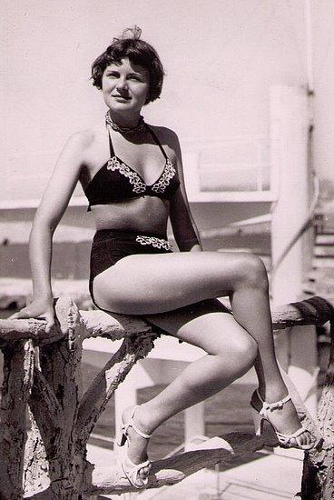 Frankreich Bikini