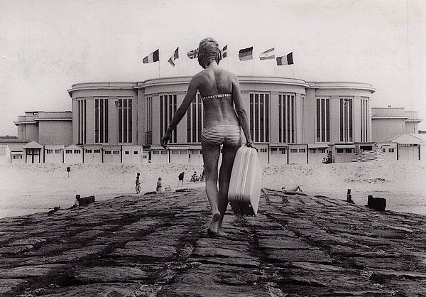 Bikini Belgien Knokke